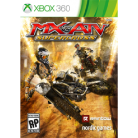 X360 MX VS ATV : SUPERCROSS (EU)
