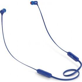 JBL Tune 110BT In-ear Bluetooth Handsfree Μπλε