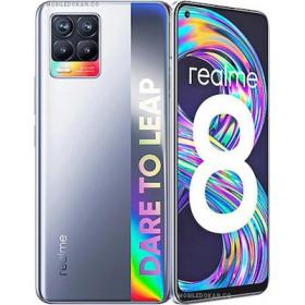 Realme 8 (128GB) Cyber Silver