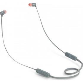 JBL Tune 110BT In-ear Bluetooth Handsfree Γκρι