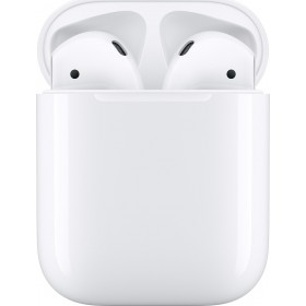 Apple AirPods 2 (2019) with Wireless Charging Case White (MRXJ2ZM)
