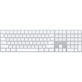 Apple Magic Keyboard with Numeric Keypad Silver MQ052Z/A