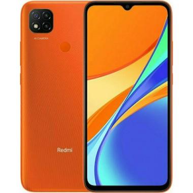 Xiaomi Redmi 9C Dual Sim 3GB RAM 64GB - Orange