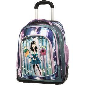 Polo Rolleto Σχολική Τσάντα Τρόλευ Δημοτικού 9-01-274-8050