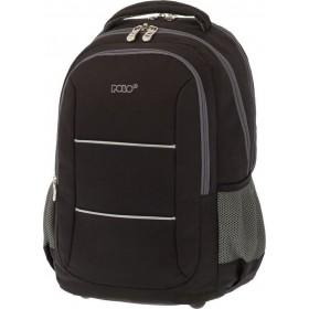 Τσάντα Polo Metro 9-01-212-02 Black