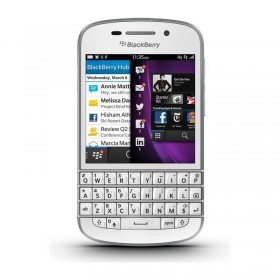 BlackBerry Q10 QWERTY White EU