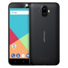 "ULEFONE Smartphone S7, 5"" HD, 1GB/8GB, Quad Core, Dual Cameras, Black"