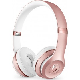 Beats Solo3 Wireless Headphones - Rose Gold (MX442EE/A)