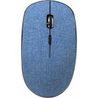 CONCEPTUM WM503BE - 2.4G Wireless mouse with nano receiver - Fabric - Blue