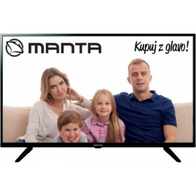 Manta TV 24LHN99L - 24'' HD DVB-CT2 AC/DC