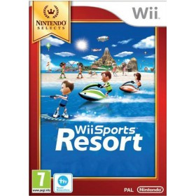 WII WII SPORTS RESORT (EU) (SELECTS )