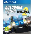 PS4 Autobahn - Police Simulator 2