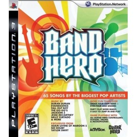 PS3 Band Hero - Game Only [REFURBISHED] (EU)