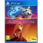 PS4 Disney Classic Games: Aladdin and the Lion King (EU)