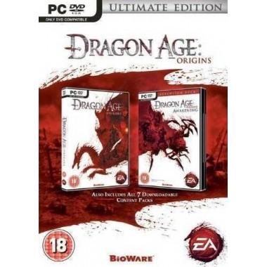 PC DRAGON AGE : ORIGINS ULTIMATE EDITION (EU)