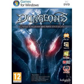 PC DUNGEONS - GAME OF THE YEAR (EU)