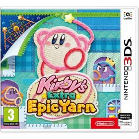 3DS Kirbys Extra Epic Yarn (EU)