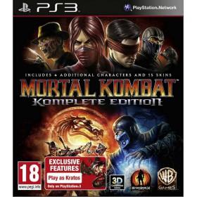 PS3 MORTAL KOMBAT - KOMPLETE EDITION (EU)