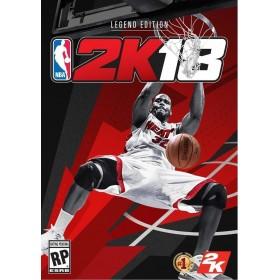 NSW NBA 2K18 - Legend Edition (EU)
