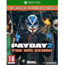 XBOX1 PAYDAY 2: THE BIG SCORE (INCLUDES 10 PREMIUM DLC PACKS) (EU)