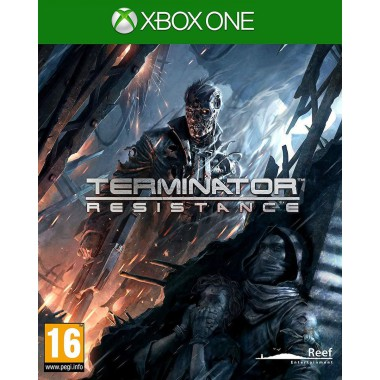 XBOX1 Terminator Resistance (EU)