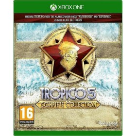 XBOX1 TROPICO 5 - COMPLETE COLLECTION (EU)