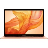 Apple 13-inch MacBook Air: 1.6GHz dual-core 8th-generation Intel Core i5 processor, 128GB - Gold (MVFM2ZE/A)