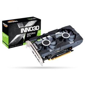 GTX1650, 4GB/D5, PCIE3x16,2xDP+HDMI 2.0b N16502/04D5X/1510VA25/O-Inno3D