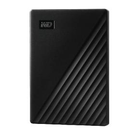 MY PASSPORT 1TB BLACK WDBYVG0010BBK-Western Digital