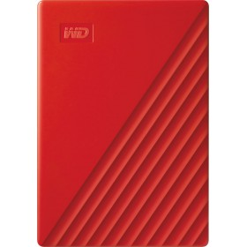 MY PASSPORT 2TB RED WDBYVG0020BRD-Western Digital