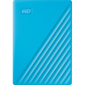 MY PASSPORT 2TB BLUE WDBYVG0020BBL-Western Digital