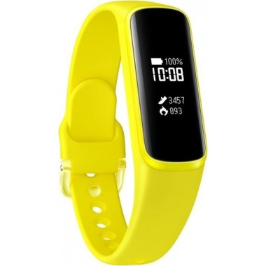 "SMART WATCH SAMSUNG GALAXY FIT E R375 0.74"" BT V 5.0 YELLOW EU"