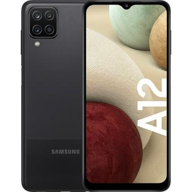 Samsung Galaxy A12 A125 Dual Sim 3GB RAM 32GB - Black EU