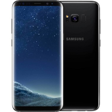 Samsung Galaxy S8 Plus G955 (64GB) Midnight Black