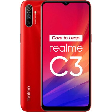 REALME C3 3/64GB Blazing Red