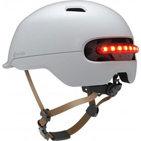 SMART4U Helmet SH50L Large White (LIV-0SH50L-4301)