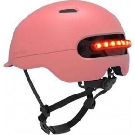 SMART4U Helmet SH50M Medium Red (Pink) (LIV-0SH50L-1201)