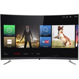 TCL TV 65DP672 SMART 4K CURVED