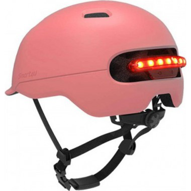 WINDGOO HELMET SMART4U SH50L RED (PINK) M