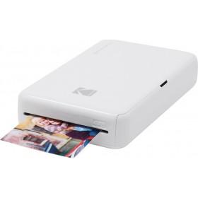 Kodak Mobile Photo Printer Mini 2 - Εκτυπωτής Φωτογραφιών - Λευκό