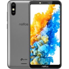 """TP-LINK Neffos C7S - Smartphone - Dual Sim 5.45"""" 16GB - Γκρι (TP7051A24EU)"""