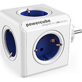 ALLOCACOC PowerCube Original - Πολύμπριζο - Μπλε - Web Offer (Acc) 1100BL/DEORPC