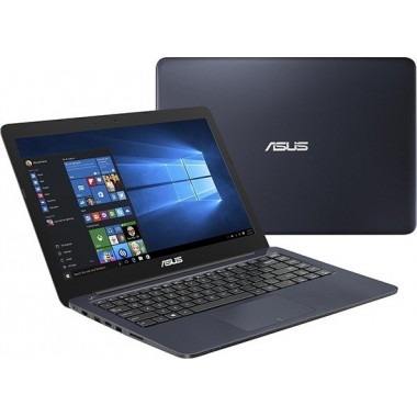 "ASUS E402WA-GA010TS - Laptop - AMD Quad Core E2-6110 1.5 GHz - 14.0"" HD - Windows 10 Home S"
