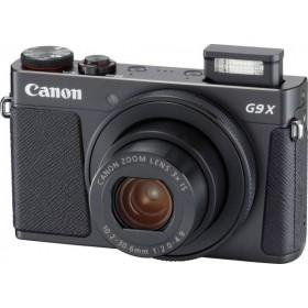 Canon Powershot G9X II - κάμερα Compact - Μαύρο 1717C002AA