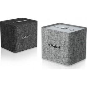 CREATIVE Nuno Micro  - Φορητό ηχείο - Γκρι 51MF8265AA001
