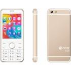 "eSTAR A28 Dual sim - Feature phone - 2.44"" 32 MB - Χρυσό"