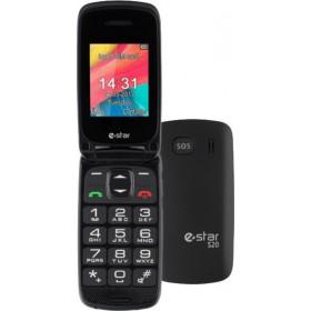 Feature phone eSTAR S20 Single SIM Black (MOBS20B)