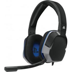 PDP Afterglow LVL3 - Gaming Ακουστικά - Μαύρο (051-032-EU-LIC)