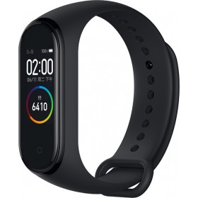 Watch Xiaomi Mi Band 5 - Black EU (XMSH10HM)
