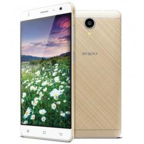 """ΚΙΝΗΤΟ ZOPO COLOR C5i ZP567 5.0"""" DUAL SIM 3G 1GB/16GB GOLD VGR   SCREEN PROTECTOR   HANDS FREE"""